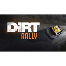 Dirt Rally - Steam Pc Original Digital Gift Card