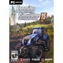 Farming Simulator 2015 - Gift Card Steam Pc