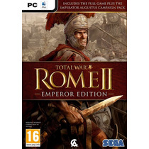 Total War Rome 2 Emperor Edition - Steam Gift Card Original