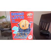Bingo Lotto 90 Numeros 12 Cartones.