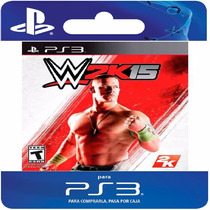 Wwe 2k15 Ps3 Digital