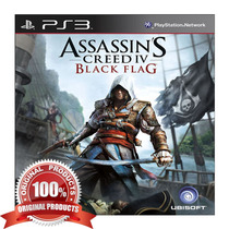 Assassin's Creed Iv Black Flag Ps3 Digital