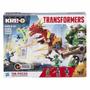 Kreo Transformers Dino Force 106 Piezas Original Hasbro