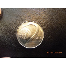 Moneda Republica Ceska 1992 2