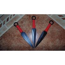 Cuchillos De Lanzamientos Punta De Diamante, Ninja, Kunai