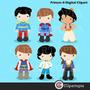 Kit Imprimible Principes Disney 2 Imagenes Clipart