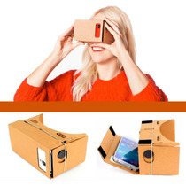 Lentes Virtuales 3d Google Cardboard