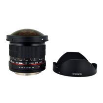 Lente Ojo De Pez Rokinon 8mm F3.5 Hd Para Canon Nuevo