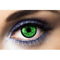 Lentes De Contacto Verdes