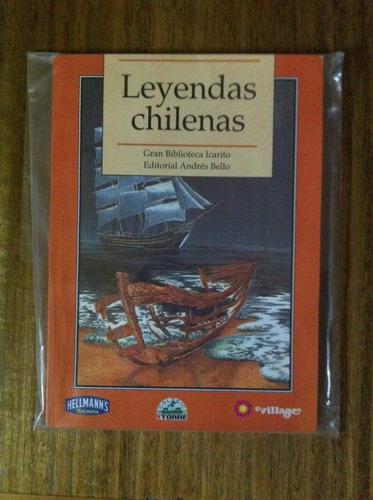Leyendas Chilenas - Fernando Emmerich - $ 2.000 en MercadoLibre