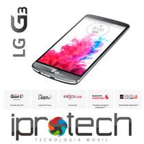 Lg G3 Lte 4g Originales Libres De Fabrica-boleta Y Garantia