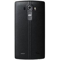 Lg G4 H815 32gb Cuero Negro Lte Nuevo Liberado - Smartpro