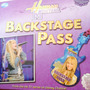 Libro Hannah Montana/miley Cyrus Backstage Pass Nuevo!