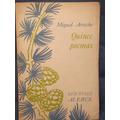 Quince Poemas Miguel Arteche Primera Edición 1961