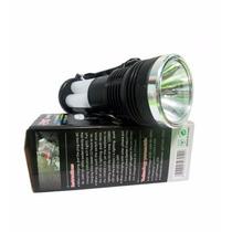 Linterna Solar Y Recargable A 220v