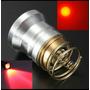 Led Rojo Para Linternas Ultrafire 501 Y 502 Nuevos Para Caza