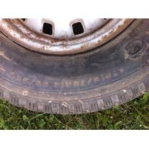 Neumático Con Llanta Aro 14