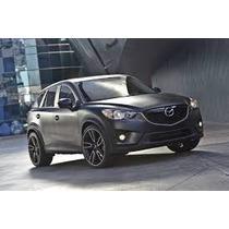 Mazda Cx-5 (2008 Al 2015) Manillas Cromadas