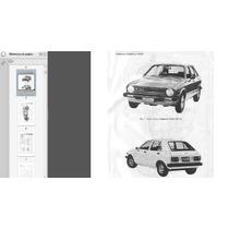 Manual De Taller De Daihatsu Charade (ingles)