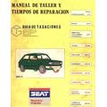 Manual De Taller Fiat 147 1980-1984