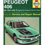Manual De Taller Peugeot 406 1995-2004