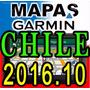 Mapa De Chile Para Gps Garmin Nuvi,. Año 2016 En 3d