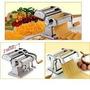 Maquina Fabrica Pastas Acero Inoxidable Varias Graduaciones