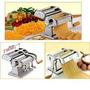 Maquina Para Hacer Pastas Acero Inoxidable 9 Graduacciones