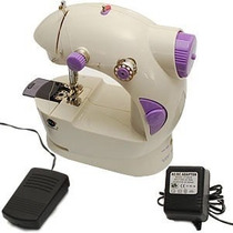 Maquina De Coser Portatil Mini Sewing Machine Tv 4 En 1