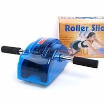 Roller Slide Tonificador Musculo Rueda Abdominales Mat Inclu