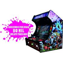 Maquina Arcade - Por Dia - Cumpleaños, Eventos
