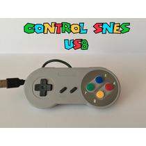 Control Snes Usb