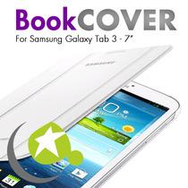 Funda Book Cover Protector Samsung Galaxy Tab 3 - 7 Pulgadas
