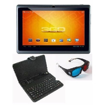 Tablet Android 3d Dual Core 4gb 512rm Doble Camara Lentes