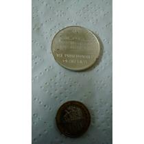 Medalla Presidencial Estados Unidos De Roosevelt