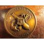 Medalla Artilleria Naval 1817 1974 Bronce Patinado 5,5 Cms