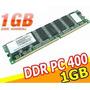 Memoria Ram 1 Gb Pc 3200 Ddr 400 Mhz Gran Calidad Oferta!!