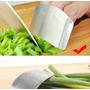 Protector Metalico Dedo Seguridad Al Cocinar 100% Sushi