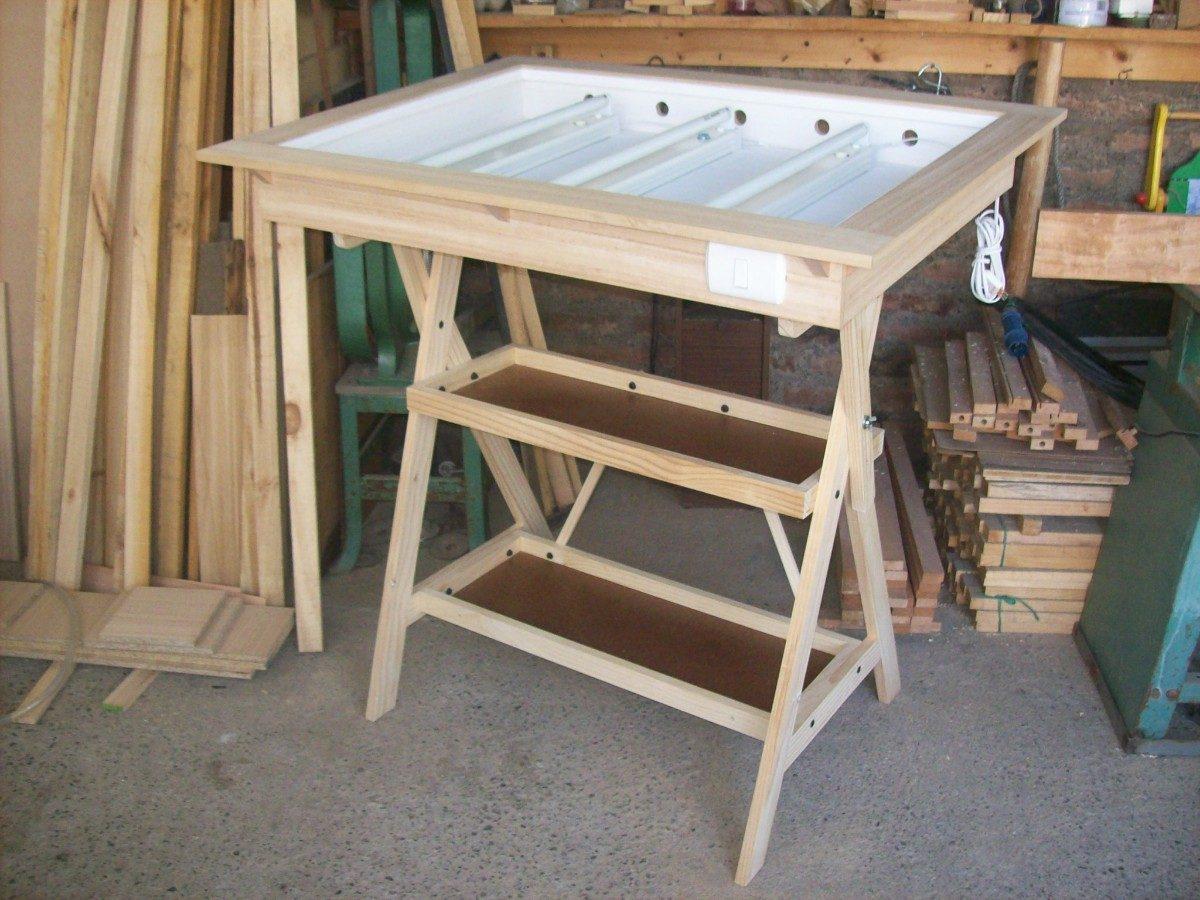Mesa para dibujo artistico con silla escritorio dibujar vbf 9411 mlm20015910384 122013 - Mesas de arquitecto ...