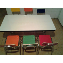 Mesa Plegable Eventos Kinder
