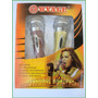Kit 2 Microfonos Alambricos Profesionales Unidireccional