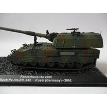 Tanque Militar Aleman Panzerhaubitz 2000 15.5 Cms. De Largo