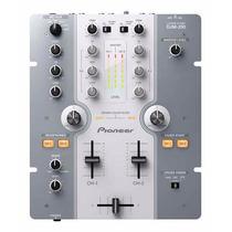 Pioneer Dj Mixer 2 Canales Pro Djm250w Blanco Nuevo
