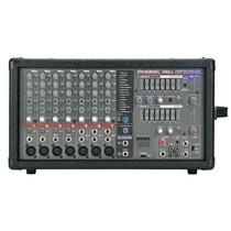 Mixer Con Power De 7 Canales Powerpod740r Phonic