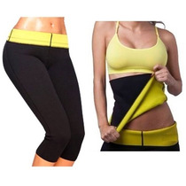 Faja + Calza Hot Pants Neotex Thermo Shaper, Quema Grasa
