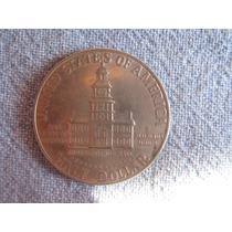 Usa 1/2 Dollar 1976 Bicentenario Independencia