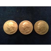 Monedas Quarter Dollar 1966