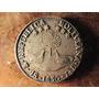 Antigua Moneda Plata Bolivia 4 Soles 1830 I. L. Bolivar