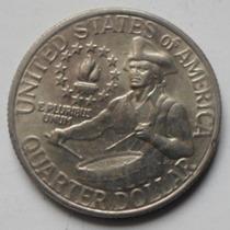 Cuarto Dolar Conmemorativo Bicentenario 1776-1976 A $ 2.000