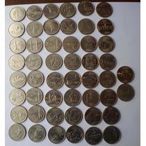 50 Cuartos De Dolar Conmemorativos De Los Estados De Eeuu
